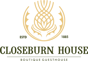 closeburn house logo and name